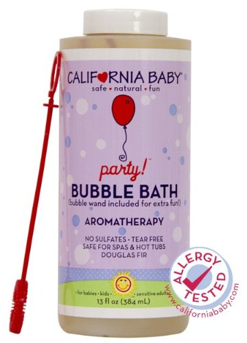 California Baby Bubble Bath - Party - 13 oz - 1