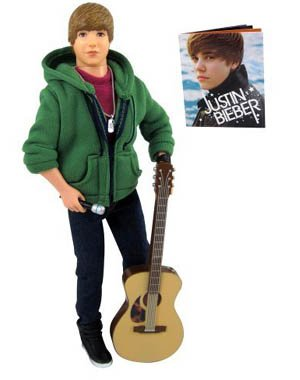 Justin Bieber Singing Doll, One Less Lonely Girl