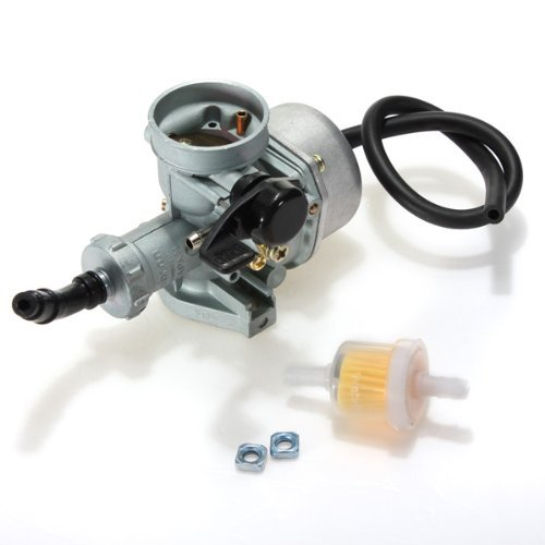 Actopus New 22mm Grey Carburetor Carb for Honda XR-50 CRF-50 XR-70 CRF-70 (Carburetor Crf compare prices)