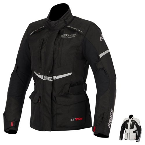 Moto Alpinestars pour homme Andes DRYSTAR Stella WP-Gris Royaume-Uni