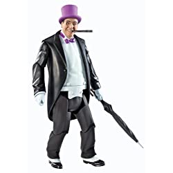 [Best price] Grown-Up Toys - Batman Classic TV Series The Penguin Collector Action Figure - toys-games