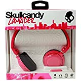 Skullcandy Lowrider with Mic Stereo Wired Headphone - Pink/Black