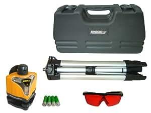 Johnson Level and Tool 40-0918 Johnson Rotary Laser Level Kit
