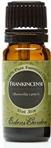 Frankincense Boswellia carteri 100 Pure Therapeutic Grade