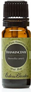 Frankincense (Boswellia carteri) 100% Pure Therapeutic Grade Essential Oil- 10 ml