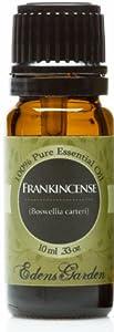 Frankincense (Boswellia carteri) 100% Pure Therapeutic Grade Essential Oil- 10 ml