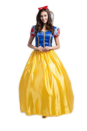 DoLoveY Princess Queen Fancy Dress Halloween Costumes
