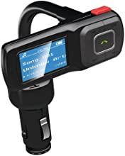 Bluetooth Wireless FM Transmitter MP3 Player with USB connection and Micro SD/TF card Reader Slot