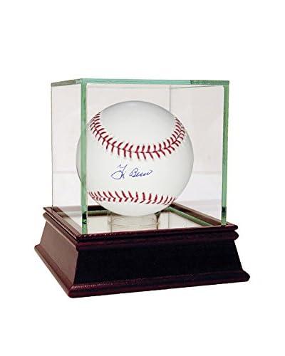 Steiner Sports Memorabilia Yogi Berra MLB Baseball, 5 x 5