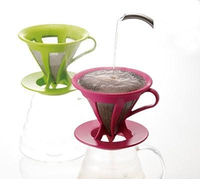 ハリオ カフェオールドリッパー02 ピスタチオグリーン 1~4杯用