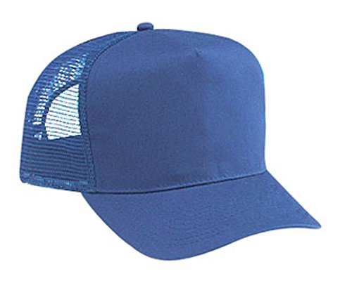 Hats & Caps Shop Cn Twill Five Panel Pro Style Mesh Back Caps - By TheTargetBuys