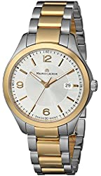 Maurice Lacroix Men's MI1018-PVP13-130 Miros Analog Display Analog Quartz Silver Watch