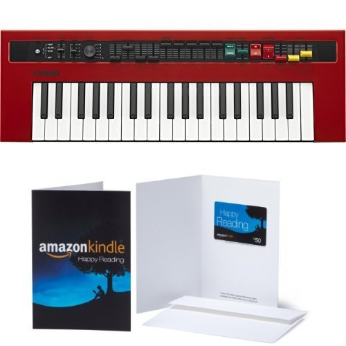 Buy Yamaha REFACE YC Synthesizer with $50 Amazon Gift Card