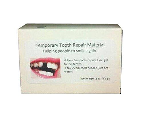 temporary tooth repair kit temp dental fix missing for 30 teeth triple business industrial. Black Bedroom Furniture Sets. Home Design Ideas
