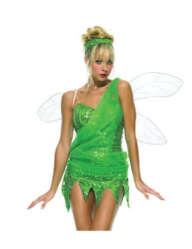 Pixie Wings Adult Womens Costume