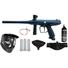 Buy Tippman Gryphon Paintball Kit (Includes Mask, Tank, Loader and 4+1) by A.C. Kerman - Paintball