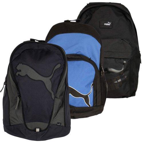 Boys Puma Student School Rucksack Backpack Mens Work Bag Girls Unisex Sports