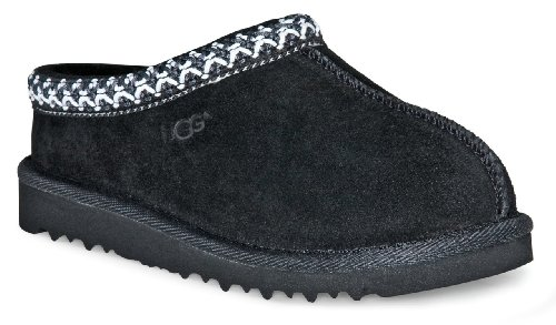 Cheap UGG Australia Children's Tasman Casual Shoes,Black,2 Child US (B0040LXYKS)