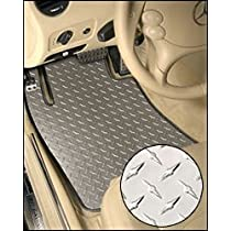 Mazda Millenia Sedan Diamond Plate Auto Mat 4 Pc Floor Mat Set 1995 - 2000