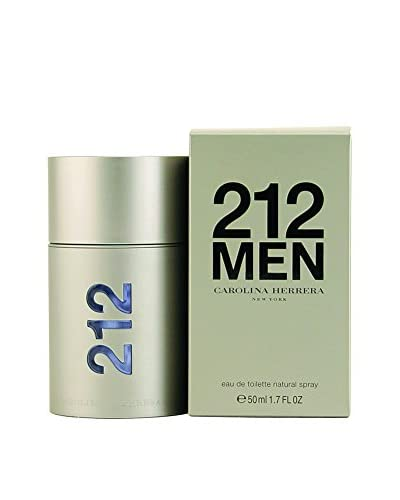 Carolina Herrera Men's 212 Men Eau de Toilette Spray, 1.7 fl. oz.