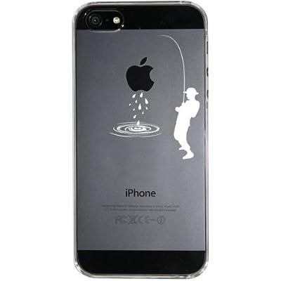 【Clear Arts】【iPhone5ケース カバー】【スマホケース カバー】【クリアケース】【釣り】 ip5-06-ca0016