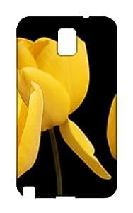 Samsung Galaxy Note 3 Floral Print Design Mobile Case Hard Back Cover for girls - Printed Designer Cover - SGN3FLRLB18
