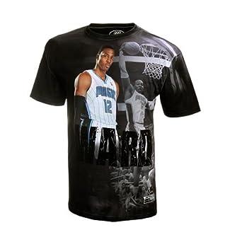 NBA Orlando Magic Dwight Howard Sublimated High Definition Photo Tee Shirt by THREE60 GEAR