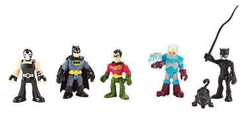 Fisher-Price Imaginext Dc Super Friends Batman Heroes & Villains Pack