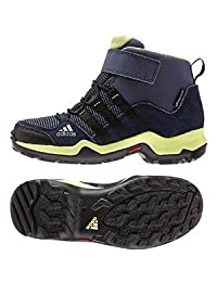 adidas Outdoor Kids Boy's Brushwood Mid CF CP (Little Kid/Big Kid)