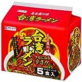 スガキヤ台湾ラーメン 5食×6