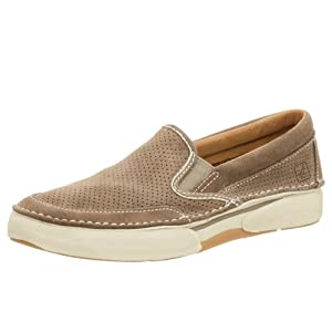 Sperry Top-Sider Mens Largo Slip-On Casual Shoes 11.5, Taupe)