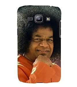 Sathya Sai Baba 3D Hard Polycarbonate Designer Back Case Cover for Samsung Galaxy J2 (2016)