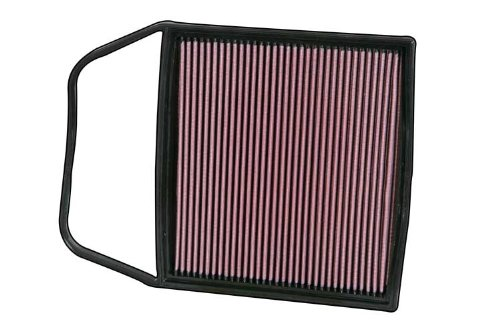 K&N 33-2367 High Performance Replacement Air Filter front-595835