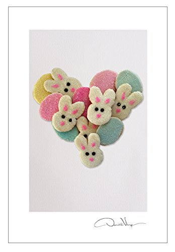 Baby Gift Thank You Card Packs : Cookie heart postcard prints pack best quality