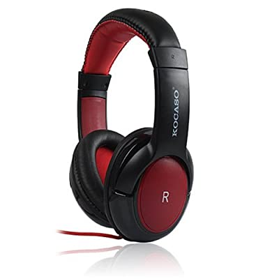 Kocaso HP520 Headphones, Black