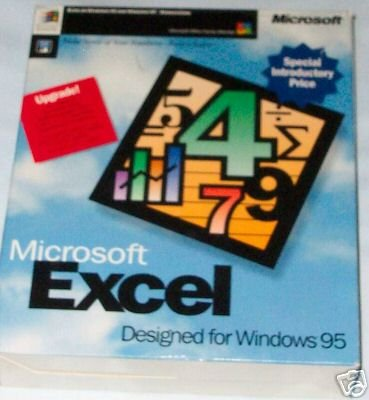 Microsoft Excel Windows 95 Upgrade