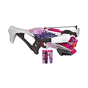 Nerf Rebelle Guardian Crossbow Blaster by Nerf