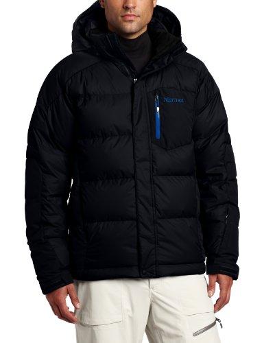 Marmot Herren Daunenjacke Shadow, black, 5(L), 70130-001-5
