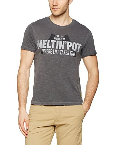 Meltin Pot T-Shirt Arcoj grau