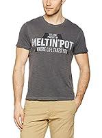 Meltin Pot Camiseta Manga Corta Arcoj (Gris)