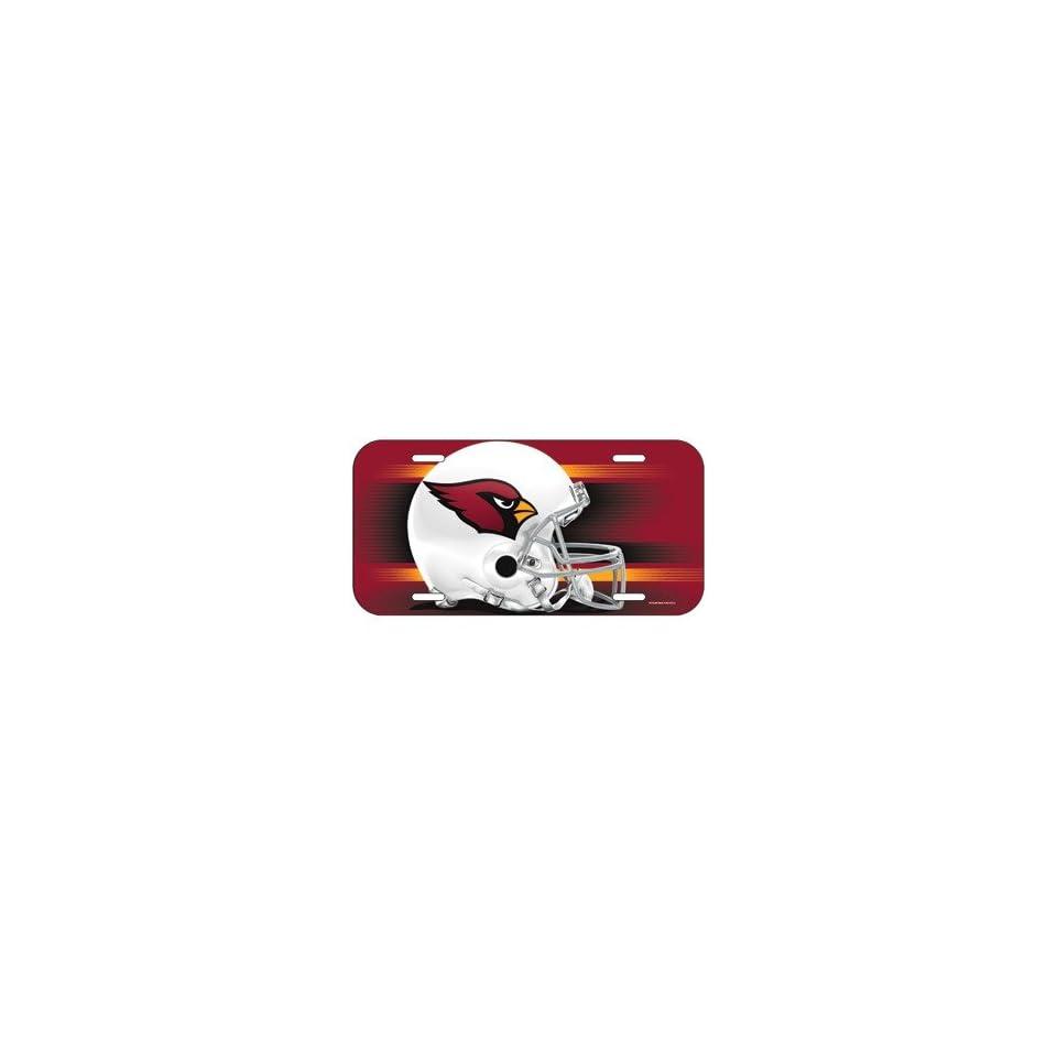 NFL Arizona Cardinals License Plate