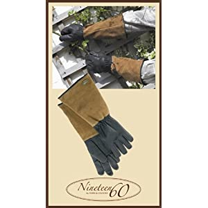 Town & Country TGL9601 Nineteen60 Premium Gauntlet Garden Glove - Medium