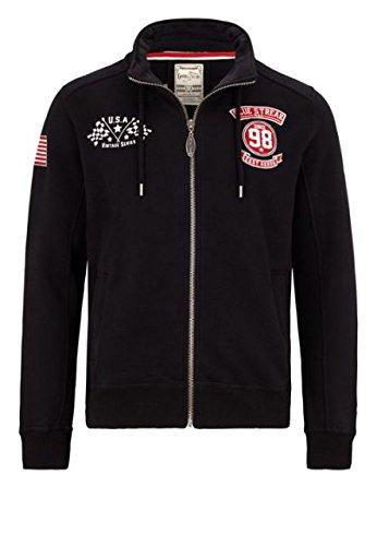 Good Year giacca SANTA ROSA - Giacca da uomo Zipsweat - black easybiz S-XXL multicolore S