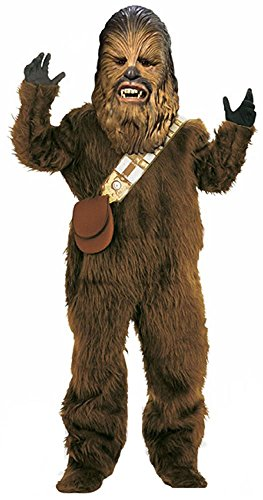 Star Wars Chewbacca Deluxe Fur Adult Costume