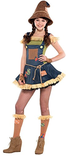 Amscan - Sweet Scarecrow Teen Costume