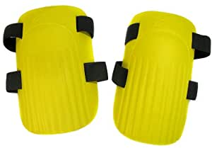 Genau Gear 3061 Large Foam Knee Pads, Yellow