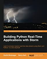 Building Python Real-Time Applications with Storm Front Cover