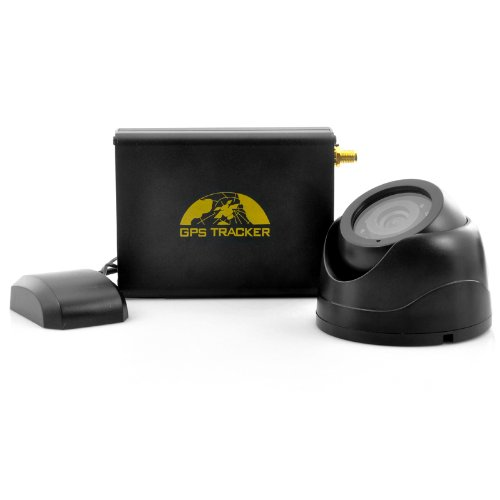 Sourcingbay Real-time Car GPS Tracker - Car Alarm