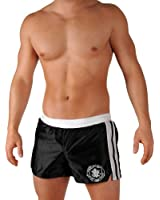 Mens Insert Athletic Workout Short Exclusive GM Collection by Gary Majdell Sport