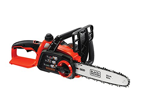 Black + Decker GKC1825L20-GB - 25 Cm 18 V Chainsaw